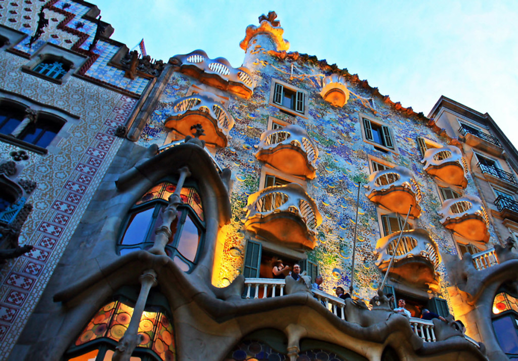 alquilar de lujo en Barcelona